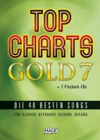 NOTEN Top Charts Gold 7 HAGE3895