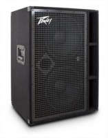 "PEAVEY Bassbox PVH 212 2 x 12"" + Tweeter, 900 Watt,"