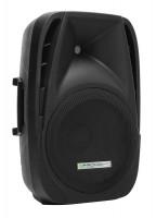 "PRONOMIC 12"" Aktiv Lautsprecher mit integriertem MP3 Player & Bluetooth"