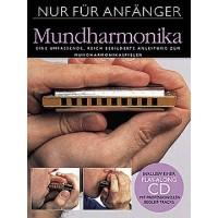 NOTEN Mundharmonika Nur für Anfänger BOE7122