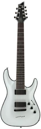 SCHECTER Hellraiser C-7 E-Gitarre