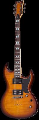 SCHECTER Omen Extreme S-II E-Gitarre