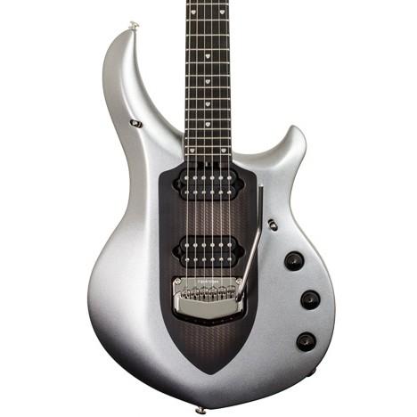 MUSIC MAN J. Petrucci Majesty E-Gitarre, Silver Lining