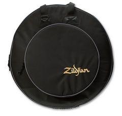 "ZILDJIAN 22"" Premium Cymbal Bag, schwarz"