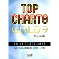 NOTEN Top Charts Gold 9 HAGE3899
