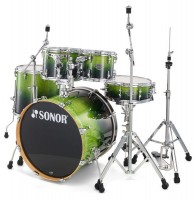 SONOR Essential Force Green Schlagzeugset Studio