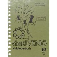 NOTEN DAS DING 1 - Kultliederbuch D 66