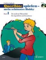 NOTEN Querflöte spielen mein schönstes Hobby Band 1 ED9331