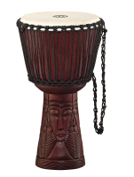 MEINL Djembe ADJ4-L+BAG African Large Black inkl Bag