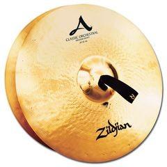"ZILDJIAN A Zildjian Classic 20"" Orchestral Selection"