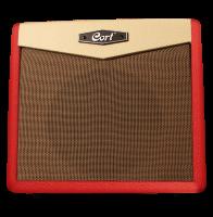 CORT E-Gitarrencombo, CM15R, Dark Red, 15 Watt
