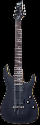 SCHECTER Demon 7 E-Gitarre