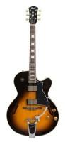 CORT Yorktown BV Semi-Acoustic Jazz Gitarre