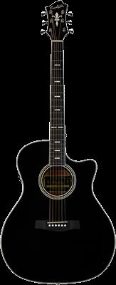 HAGSTROM Siljan II E/Acoustic Body: Mahagoni Grd. Auditorium