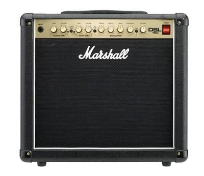 MARSHALL Vollröhren Combo DSL15C,