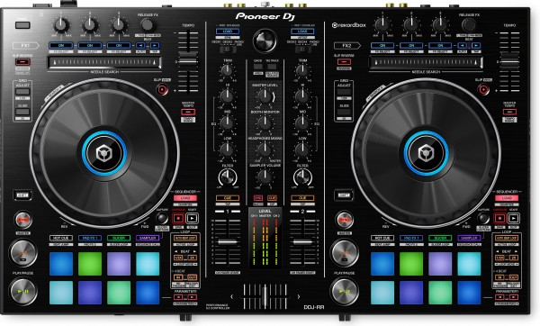 PIONEER DDJ-RR DJ Controller 2-Kanal