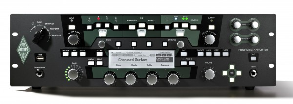 KEMPER Profiling Amp Rack Edition