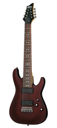 SCHECTER Omen 8 E-Gitarre