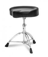 MAPEX Drummersitz T755A Sattel Sitz, doppelstrebig,