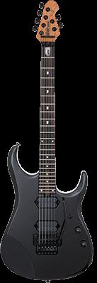MUSIC MAN John Petrucci JP16 E-Gitarre, Black Lava,