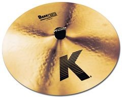 "ZILDJIAN K Zildjian Serie 17"" Dark Medium Thin Crash"