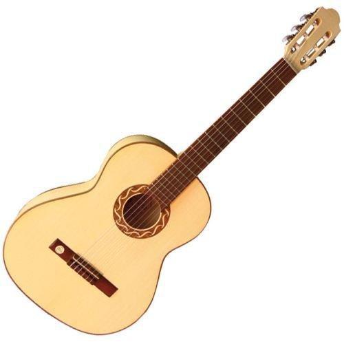 GEWA Konzertgitarre Pro Natura Silver 4/4 Ahorn 500230